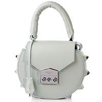 Женская сумка Salar мятного цвета, фото