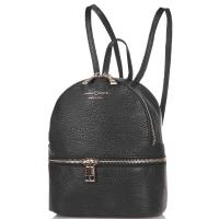 Маленький рюкзак Marina Volpe черного цвета, фото