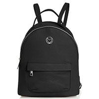 Женский рюкзак Marina Volpe черного цвета, фото