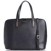 Женская сумка Marina Volpe черного цвета, фото