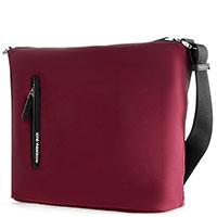 Нейлоновая сумка Mandarina Duck Hunter бордового цвета, фото