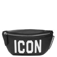 Женская сумка Dsquared2 черного цвета, фото