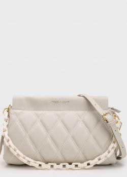 Кожаная сумка Tosca Blu со съемным ремнем, фото