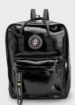 Женский рюкзак Tosca Blu черного цвета, фото