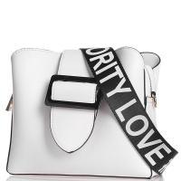 Женская сумка Tosca Blu белого цвета, фото