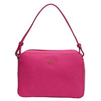 Розовая сумка Tosca Blu из зернистой кожи, фото