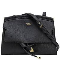 Сумка-портфель Tosca Blu черного цвета, фото