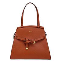 Женская сумка Tosca Blu коричневого цвета, фото