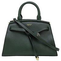Женская сумка Tosca Blu Bavarese в зеленом цвете, фото