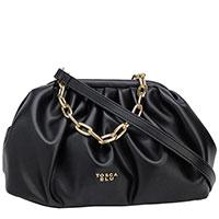 Черная сумка Tosca Blu на цепочке, фото