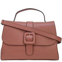 Сумка-портфель Tosca Blu пудрового цвета, фото