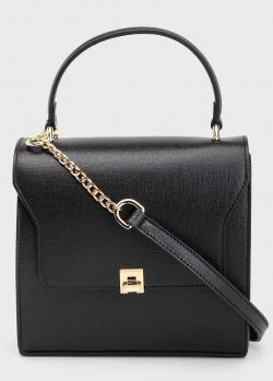 Сумка-портфель Tosca Blu Capri черного цвета, фото