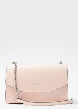 Розовая сумка Tosca Blu на цепочке, фото