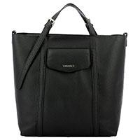Черная сумка Twin-Set с карманом, фото