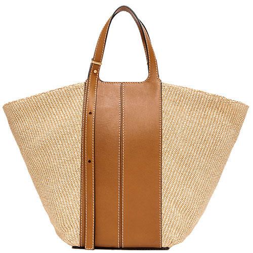 Женская сумка Gianni Chiarini Diletta с плетеными вставками, фото