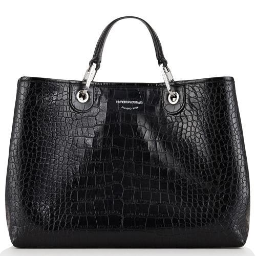 Черная сумка Emporio Armani для женщин, фото