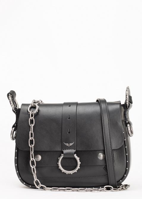 Женская сумка Zadig & Voltaire Kate Smooth из гладкой кожи, фото