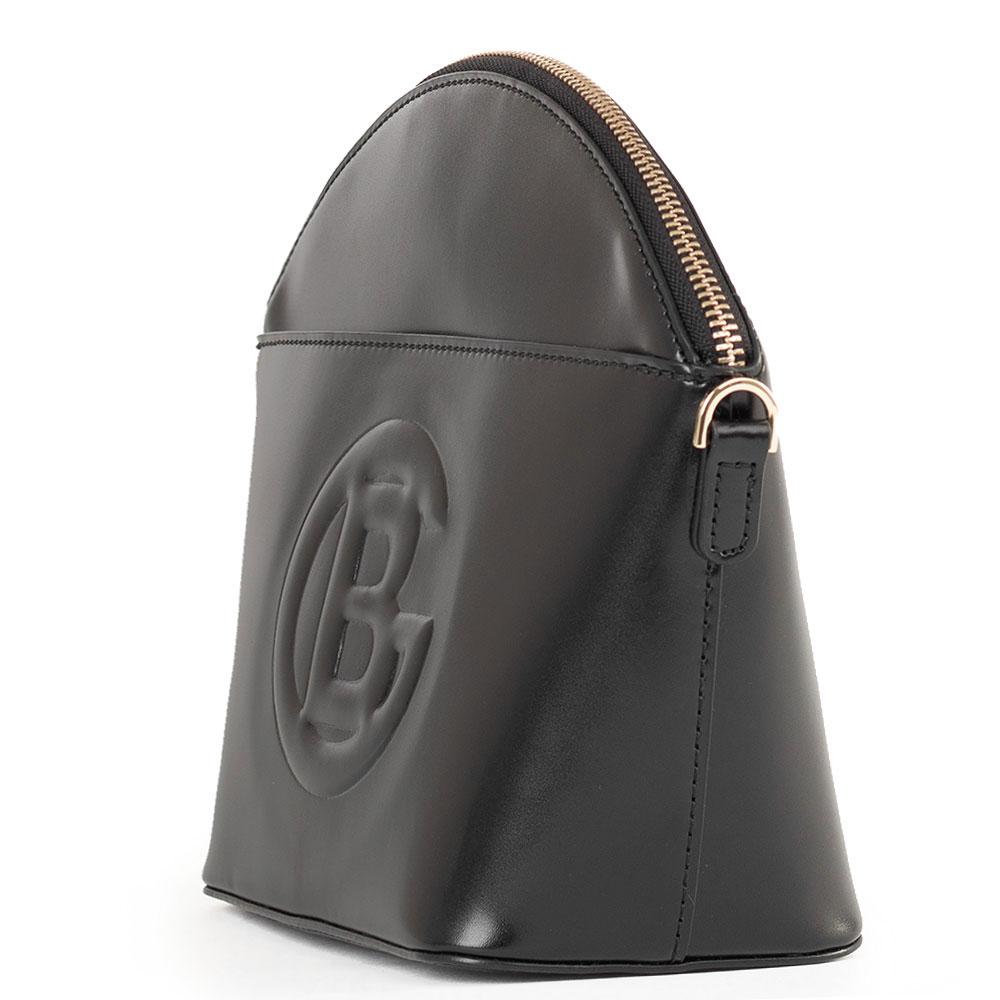 Женская сумка Baldinini Camilla черная с логотипом