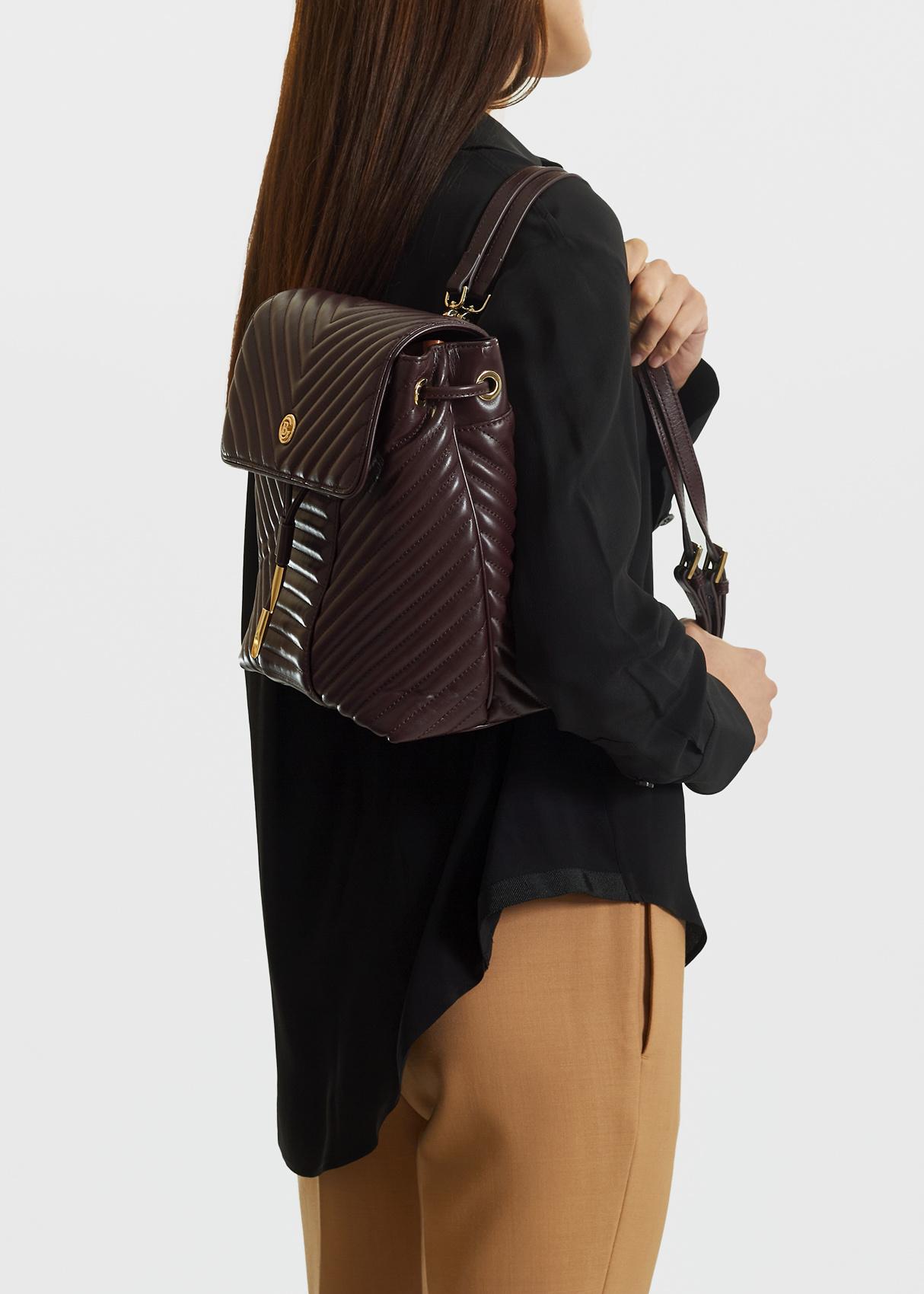 Рюкзак Baldinini Tracy бордового цвета