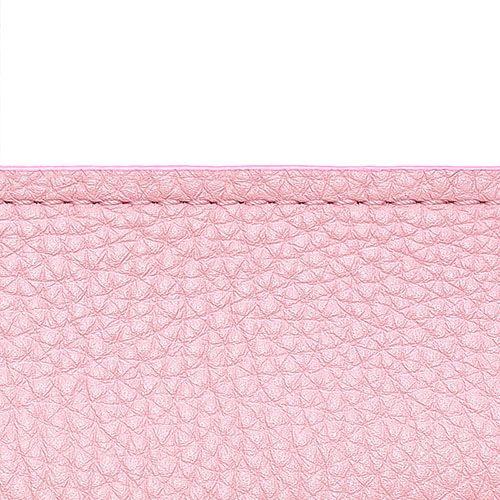 Женская вместительная сумочка Fidelitti Chemire светло-розового цвета из кожи, фото
