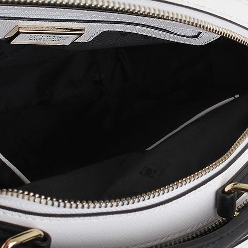2dc6af3101be ☆ Белый рюкзак Cromia It Saffiano округлой формы купить в Киеве ...