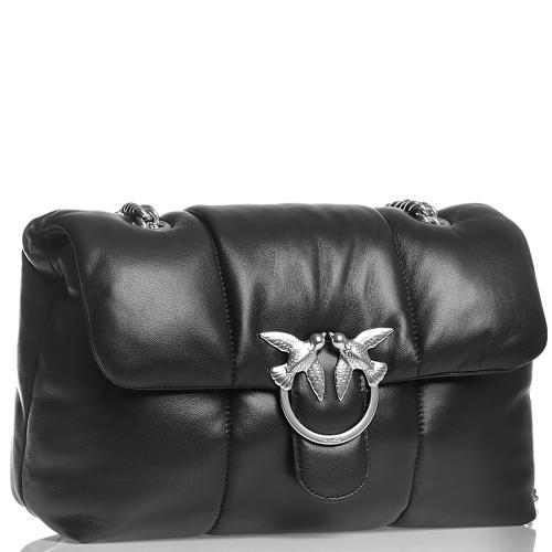 Женская сумка Pinko в черном цвете, фото