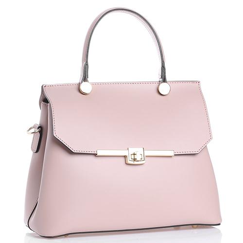 Маленькая сумка Sara Burglar трапециевидной формы бежевого цвета, фото
