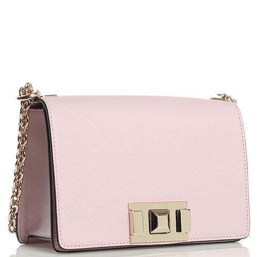 Сумка-кроссбоди Furla Mimi светло-розового цвета, фото