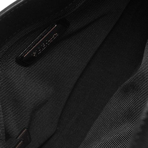 Черная сумка Furla Pin со съемным плечевым ремнем, фото
