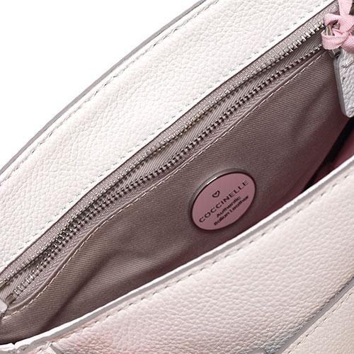 Деловая сумка Coccinelle Alpha Andromeda Medium формы трапеция, фото
