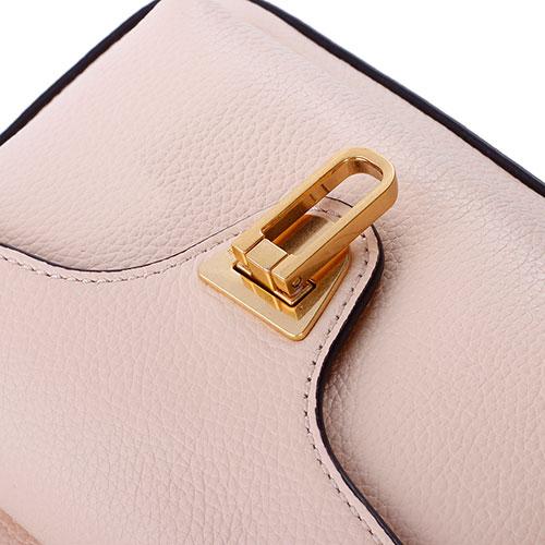 Женская сумка Coccinelle пудрового цвета, фото