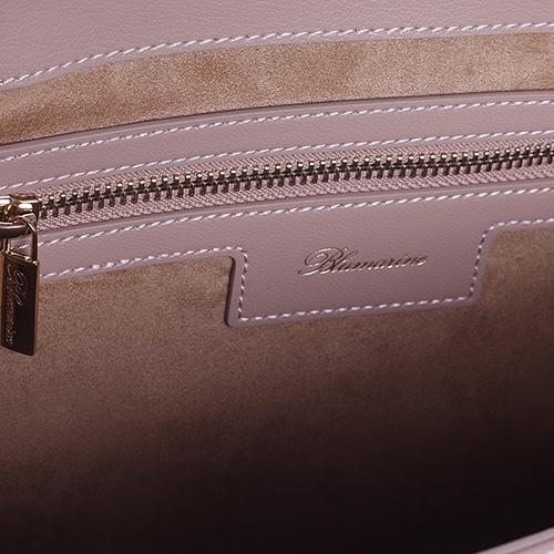 Сумка Blumarine Colette с декором на клапане, фото