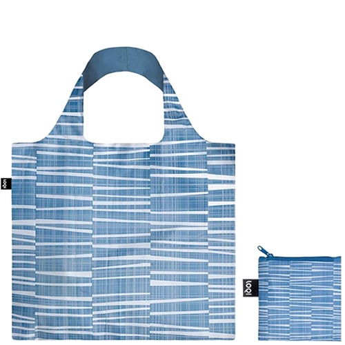 Складная сумка Loqi Elements Water для покупок, фото