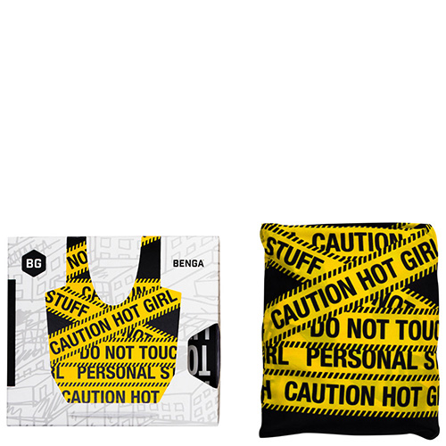Эко-сумка BG Berlin Caution, фото