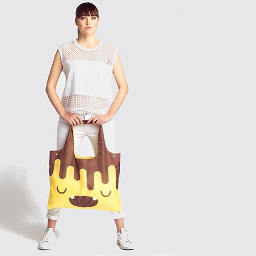 Эко-сумка BG Berlin Choco Banana, фото