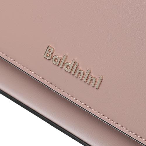 Сумка бежевого цвета Baldinini Alice на магнитной застежке, фото