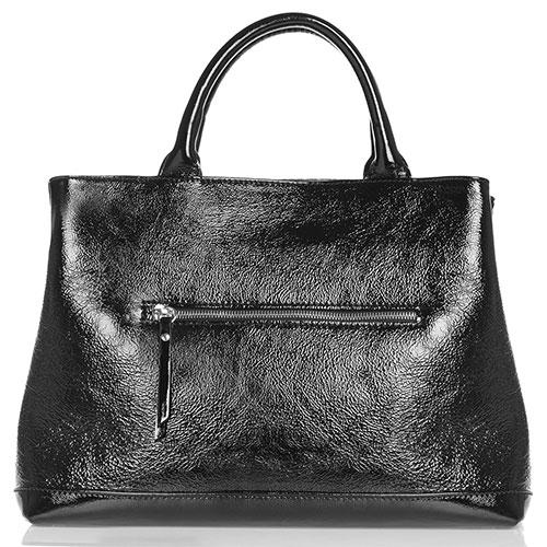 Женская сумка Marina Creazioni черного цвета, фото