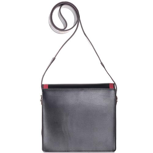 Черная сумка Tosca Blu квадратной формы, фото