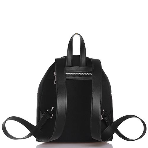 Текстильный рюкзак Love Moschino с вышивкой, фото