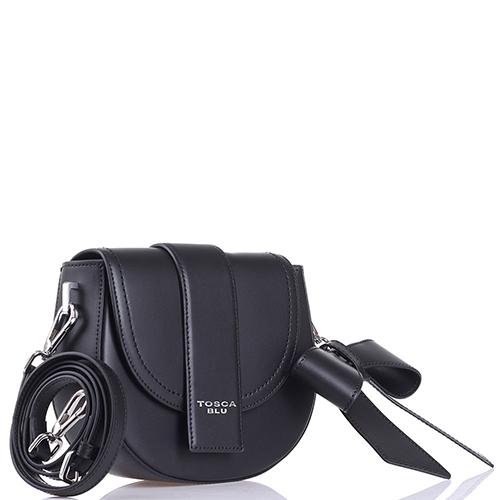 Маленькая сумка Tosca Blu со съемным брелком в форме банта, фото
