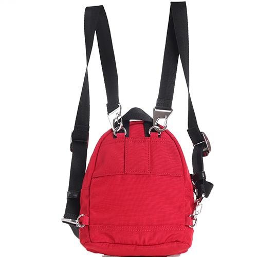Маленький рюкзак Kenzo красного цвета, фото