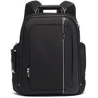 Черный рюкзак Tumi Arrive Larson с отделением для ноутбука, фото