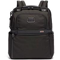 Рюкзак Tumi Alpha 3 Slim черного цвета, фото