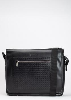 Сумка для ноутбука Billionaire черного цвета, фото