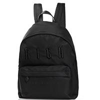 Большой рюкзак John Richmond черного цвета, фото