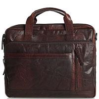 Мужская сумка-портфель Spikes&Sparrow Authentic с отделением для ноутбука, фото