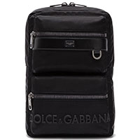 Рюкзак Dolce&Gabbana Sicilia Dna черного цвета, фото