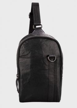 Черная сумка через плечо Spikes&Sparrow Bronco, фото