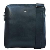 Черная сумка Braun Bueffel Parma с накладным карманом, фото