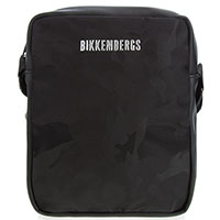 Мужская сумка Bikkembergs черная, фото